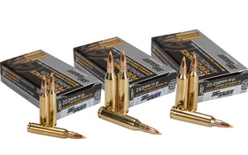 SIG SAUER introduces new Varmint & Predator Elite Performance Ammunition
