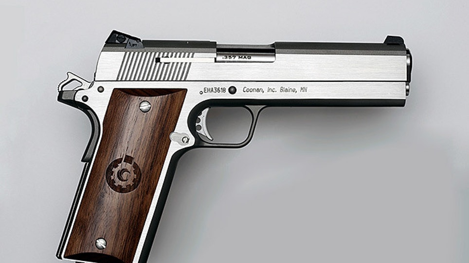 Coonan Increases Production of  357 Magnum 1911 | Hunting Retailer
