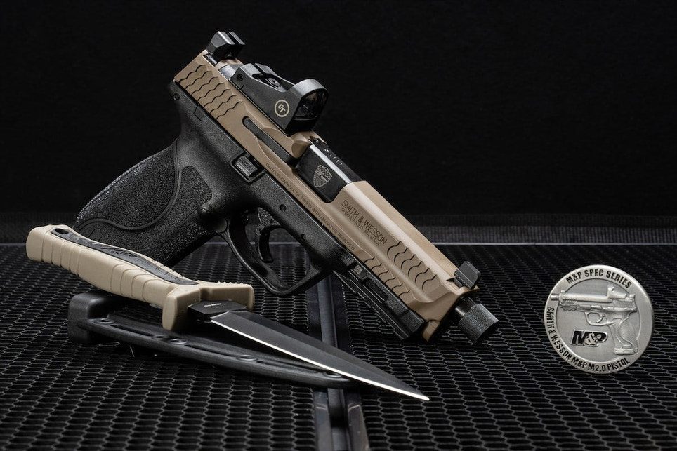 New Smith & Wesson M&P Spec Series Kit