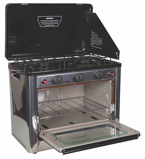 Stansport Outdoor Camp Oven and Range