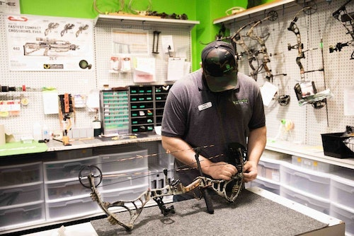 Some customers like to choose their own accessories, while others prefer to purchase a package bow. Offer some of each.