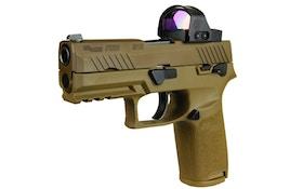 Sig Sauer P320 M18: A Duty Gun in Civilian Clothes