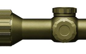 Sig  Sauer Tango6T 1-6x24mm Tactical Riflescope