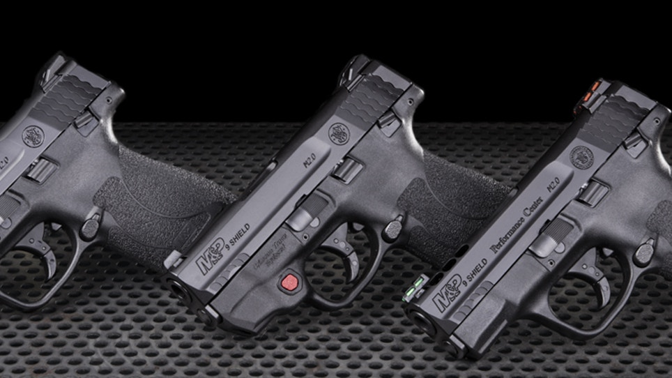Milestone: Smith & Wesson Ships 3 Millionth Shield