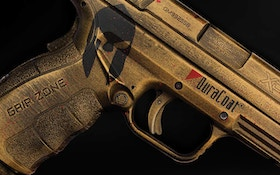 Selling Firearms Finishes, Colors and Services