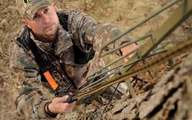 September is Tree Stand Safety Awareness Month