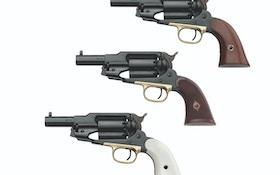 Taylor's Firearms 1858 Ace Snubnose Revolver