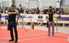 Team USA Archers Braden Gellenthien and Alexis Ruiz Take Gold in Rome