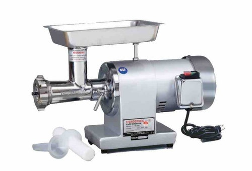 Thunderbird TB-300E Stainless Steel Meat Grinder