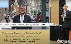 Hunting Retailer Show Video: Trademark, Patent and Copyright Law
