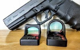 Range Report: Trijicon's SRO Pistol Red Dot