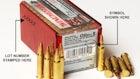 Winchester Issues Warning, Recall for Super-X 17 HMR 20 Grain JHP Rimfire Ammunition