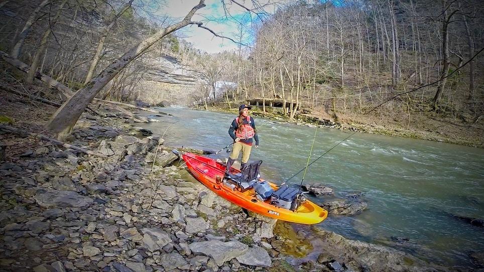 Jackson Kayak's Affordable, Lightweight Fishing Kayak vs. Two Paddleboard Alternatives