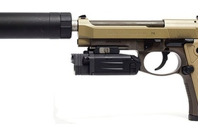Check Out Beretta's New Military Pistol (For Civilians Too)