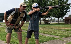 NSSF Launches All-New First Shots Clay Target Program