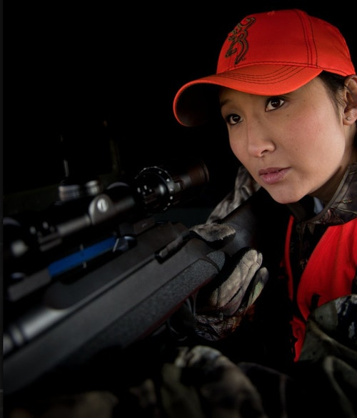 In addition to choosing an appropriate cartridge for a small-framed shooter, care must be taken in selecting a rifle that fits correctly.