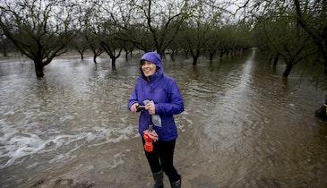 Aquifer Recharge Efforts Ramp Up During Rainy Season
