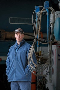 Wastewater Operator Gave Up College for Collections