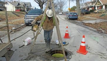 A Manhole Makeover