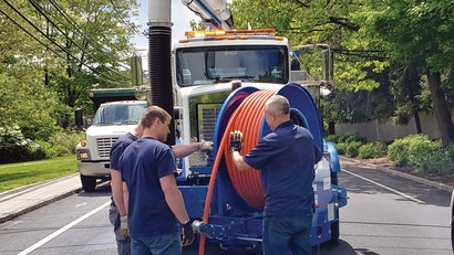 New Jersey Sewer Authority Provides Helping Hand to Member Municipalities