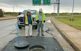 Making the Case for Composite Manhole Covers