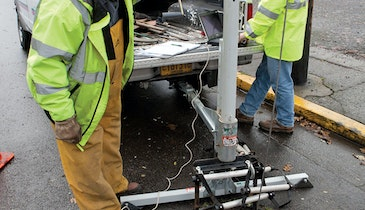 Sewer Rehabilitation Keeps Rain Out of the System