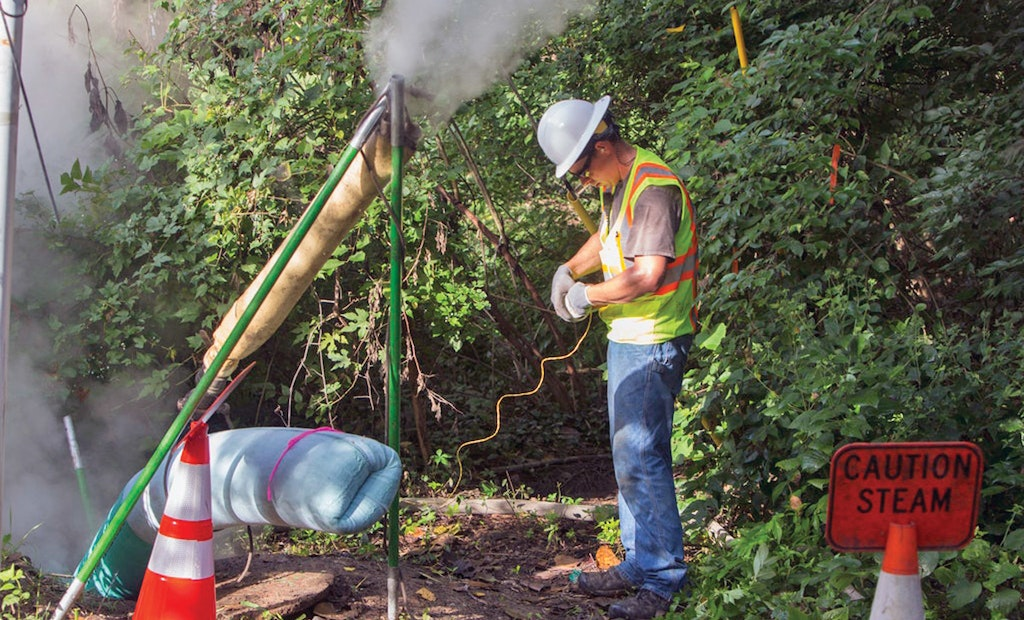 NASSCO Develops New Sewer Service Guidelines