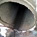 Resin used to repair storm drain manholes