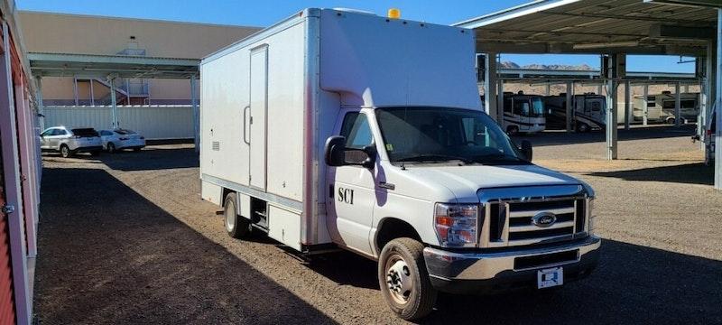 2017 CUES Camera Truck