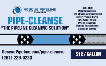 Water Soluble Pipeline Decreaser