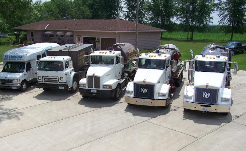 Septic & Drain Business For Sale -- Minnesota