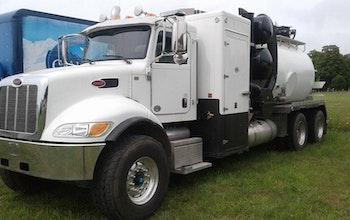 2020 Peterbilt Tornado F3 Eco-Lite Hydro Vac Truck