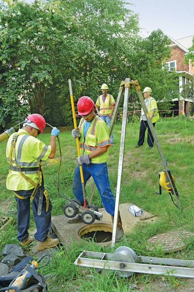 The Path to Stormwater Improvements