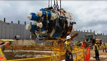 Tunneling in Paradise: Honolulu Progresses on Gravity Sewer Project