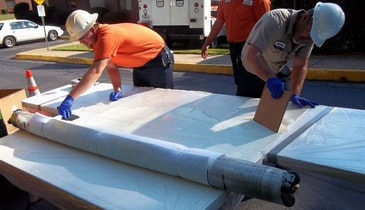 Save the Budget: Sectional Point Repair System Reduces Job Costs