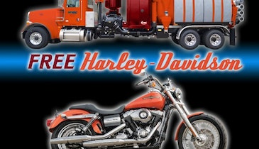 Hi-Vac Offering 'Buy an X-Vac, Get a Harley-Davidson' Deal at 2015 WWETT Show