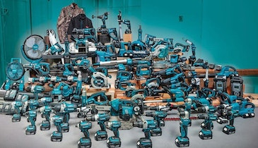Makita Launches Upgraded 3-Year Lithium-Ion Warranty
