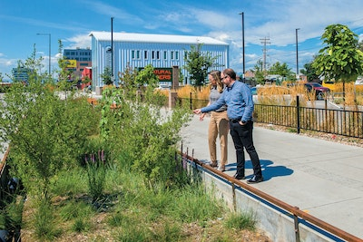 Handling Storms With Green Infrastructure