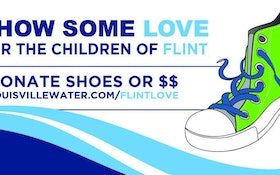 Louisville Water Leaders Launch 'Flint Love' Campaign