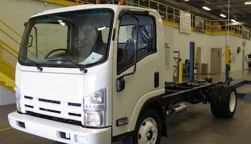 Isuzu N-Series Reaches Production Milestone