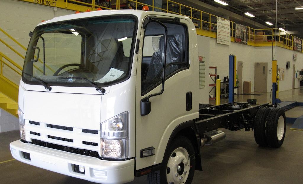 Isuzu N-Series Reaches Production Milestone