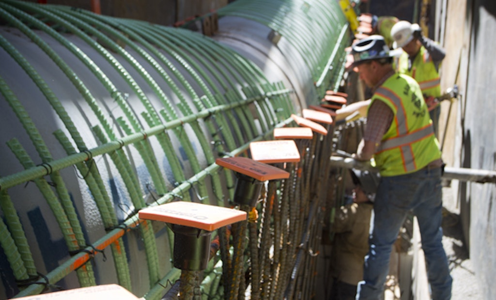 SFPUC Completes Last Two Critical Water Pipeline Projects