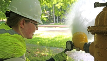 Water Agency Relies On Summer Hires For Needy Tasks