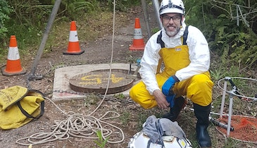 Australian Company Automates Sewer Inspections With 3-D Mapping Technology