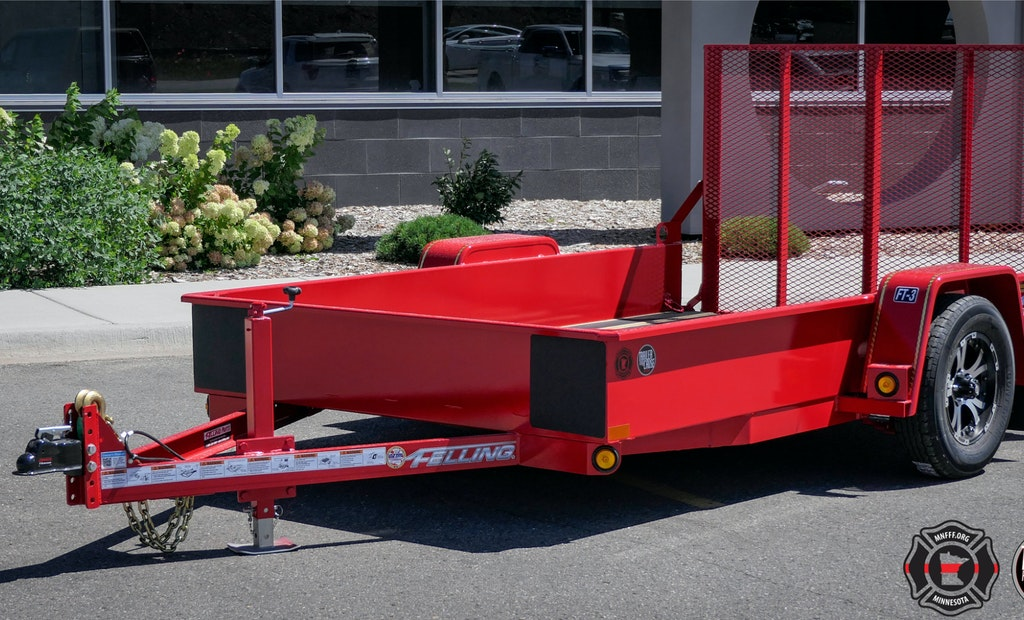 Felling Trailers Announces 2021 Trailer for a Cause Auction Dates