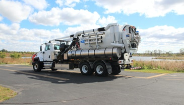 Contractor Increases Productivity, Reduces Costs with Innovative Water Recycling System
