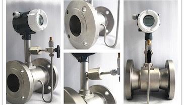 Spire Metering Technology Announces Vortez 602VF Flowmeter for Steam, Gas, Liquid Applications