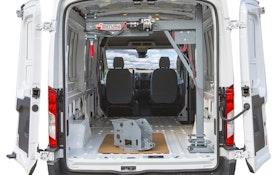 Venco Venturo Unveils First-of-its-Kind Work Van Crane