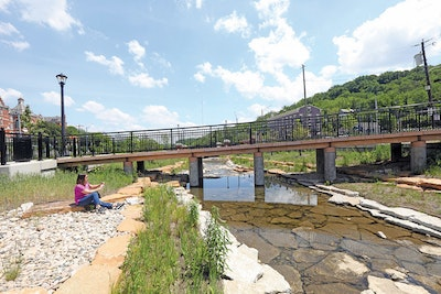 Laying the Groundwork for Stormwater Control