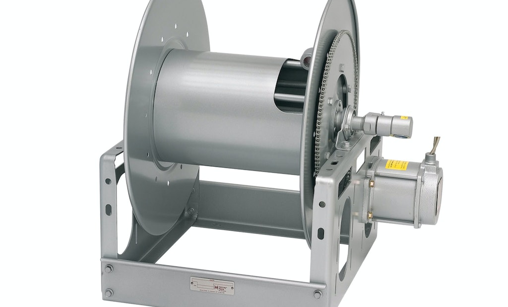 Hannay Reels 6000 Series Designed for Longer Hose Lengths
